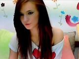 Gorgeous Amateur Girl Doing Anal Sex on Webcam
